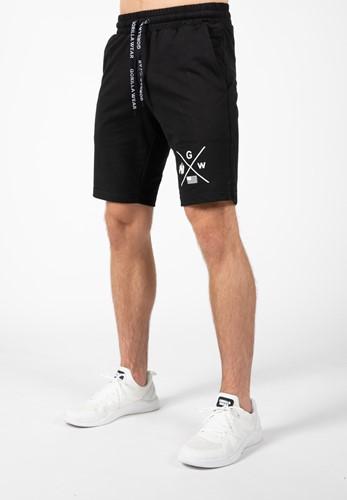 Cisco Shorts - Black/White - 3XL