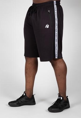 Reydon Mesh Shorts 2.0 - Black - 4XL