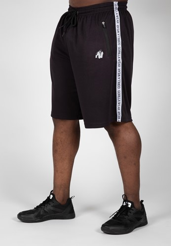 Reydon Mesh Shorts 2.0 - Black - M