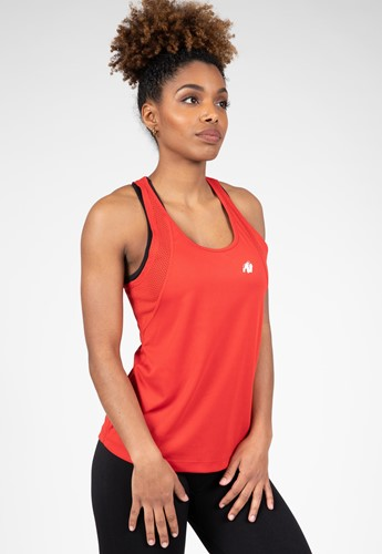 Seattle Tank Top - Red - S