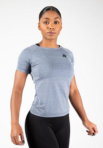 Aspen T-shirt - Light Blue - XS