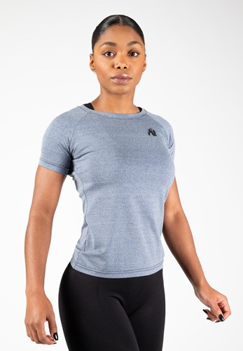 Aspen T-shirt - Light Blue - L
