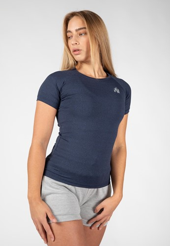 Aspen T-shirt - Navy - XS