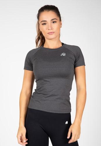 Aspen T-shirt - Dark Gray - M