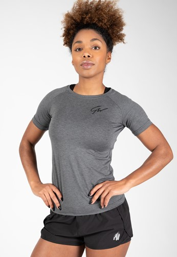 Holly T-shirt - Gray - S