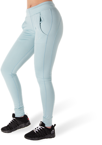 Vici Pants - Light Blue - L