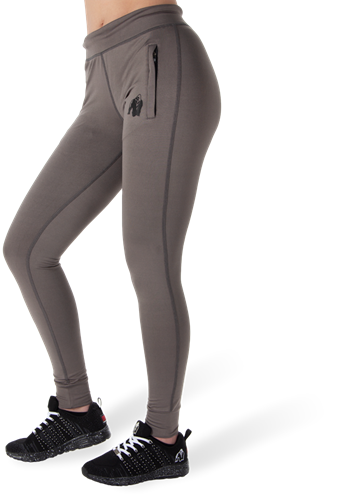 Cleveland Track Pants - Gray - S