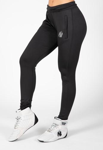 Cleveland Track Pants - Black - S