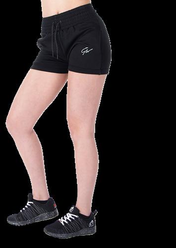 Pixley Sweatshorts - Black - XS