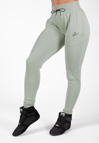 Pixley Sweatpants - Light Green - M