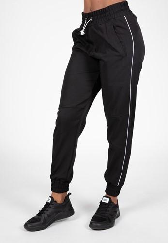 Pasadena Woven Pants - Black - XS