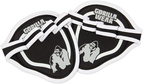 Palm Grip Pads - Black/Gray