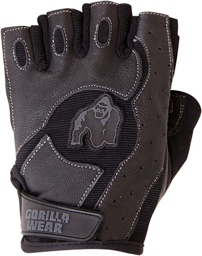 Mitchell Training gloves - Black-L
