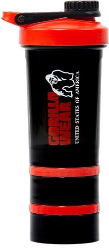 Shaker 2 GO - Black/Red