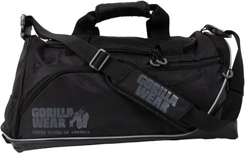 Jerome Gym Bag 2.0 - Black/Gray