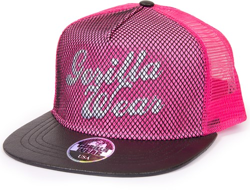 Mesh Cap - Pink