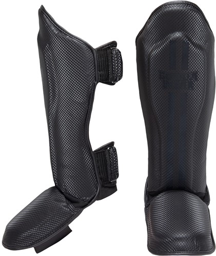 Montello Shin Guards - Black - XL