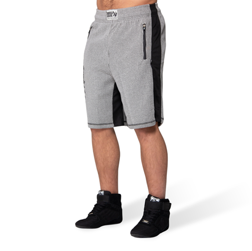 Augustine Old School Shorts - Gray-S/M