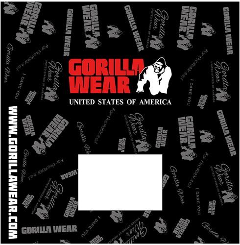 Plastic Mailingbags Gorilla Wear -  Large - 300pieces/1box