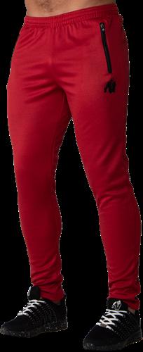 Ballinger Track Pants - Red/Black