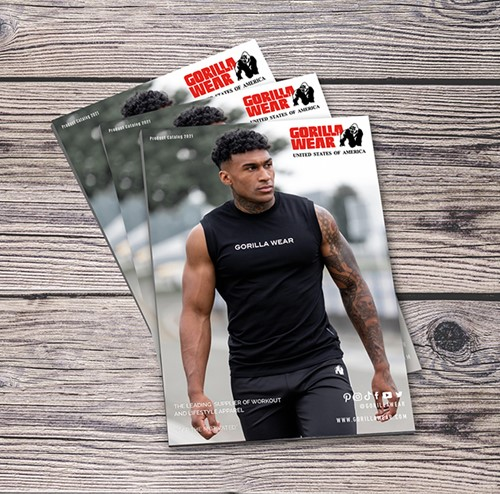 Gorilla Wear Product Catalog 2021