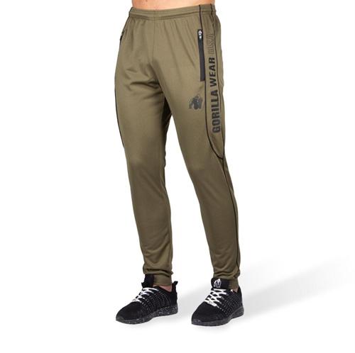 Branson Pants - Army Green/Black - M