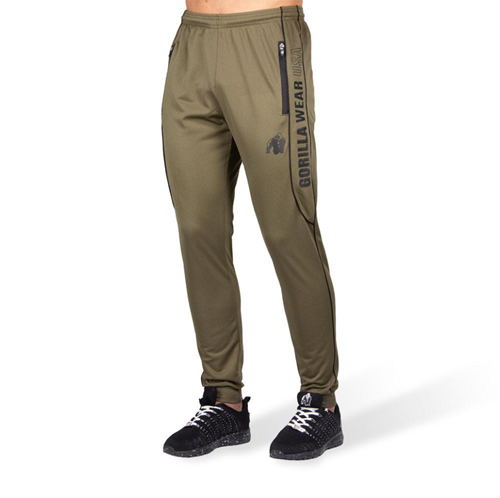 Branson Pants - Army Green/Black