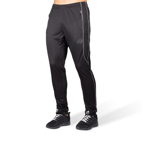 Branson Pants - Black/Gray - 4XL