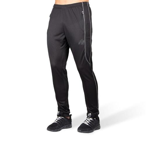 Branson Pants - Black/Gray - 5XL