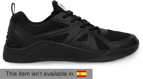 Gorilla Wear Gym Hybrids - Black/Black - EU 43