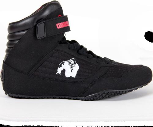Gorilla Wear High Tops - Black - EU 38