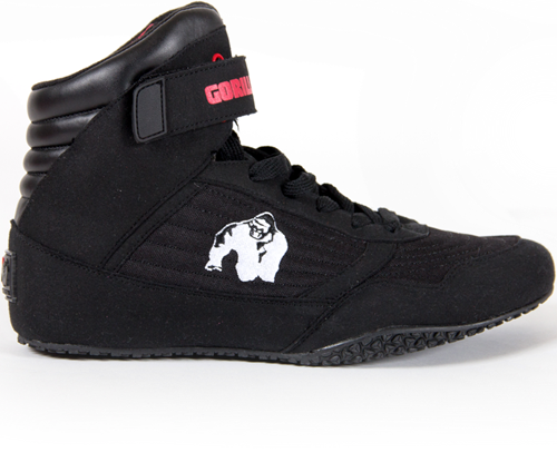 Gorilla Wear High Tops - Black - EU 46