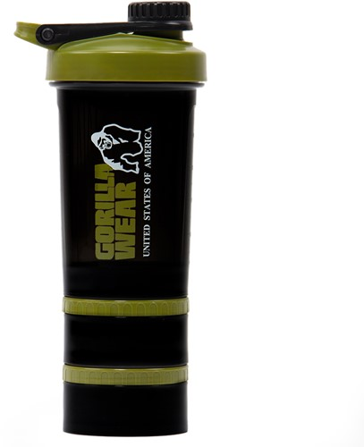 Shaker 2 GO -  Black/Army Green