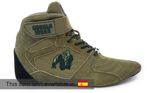 Perry High Tops Pro - Army Green - EU 36